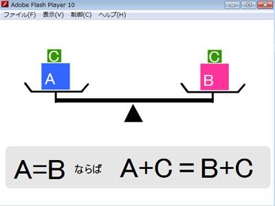 等式の性質(数学)